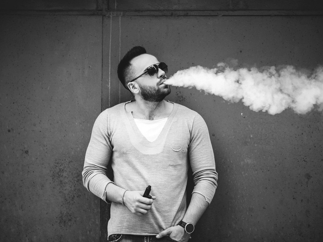 Vaping's better for your health